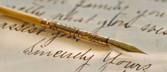 Four Peculiar Historical Uses for Ink