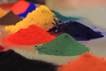 The Pigment Dispersion Process