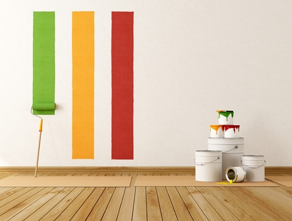 industrial painting terms